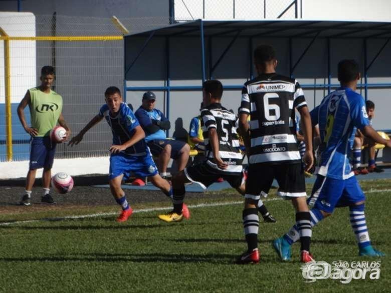 Após empate com o XV no Luisão, Águia sub15 pega o Rio Branco e busca a vitória - Crédito: Marcos Escrivani