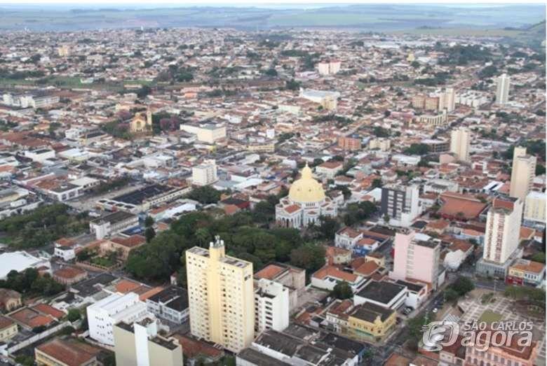 São Carlos tem hoje 4.161 empresas cadastradas com CNPJ - Crédito: Arquivo/SCA
