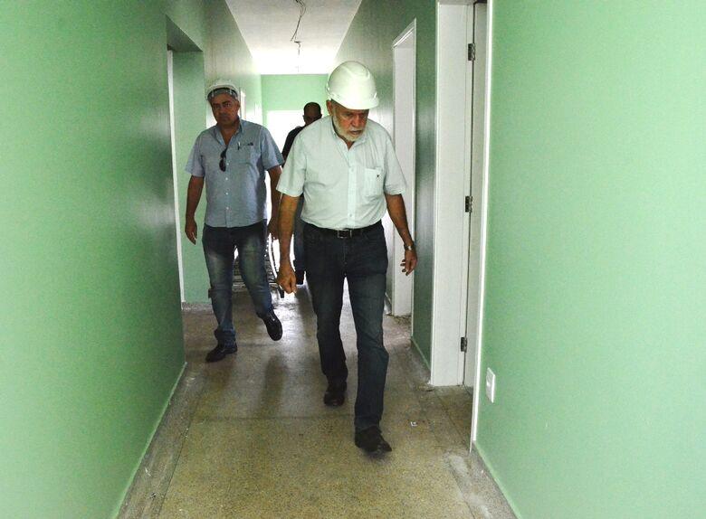 Obras na USF do Jardim Zavaglia serão retomadas -