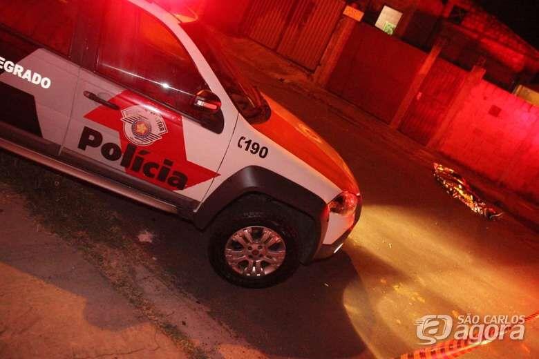 Autor de homicídio no Cidade Aracy se entrega na DIG - Crédito: Maycon Maximino