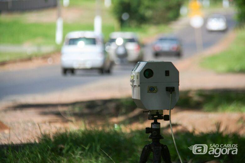 Confira a localização dos radares nesta quarta-feira -