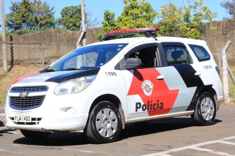 Homem é preso após agredir ex-mulher na Vila Costa do Sol - Crédito: Marco Lúcio