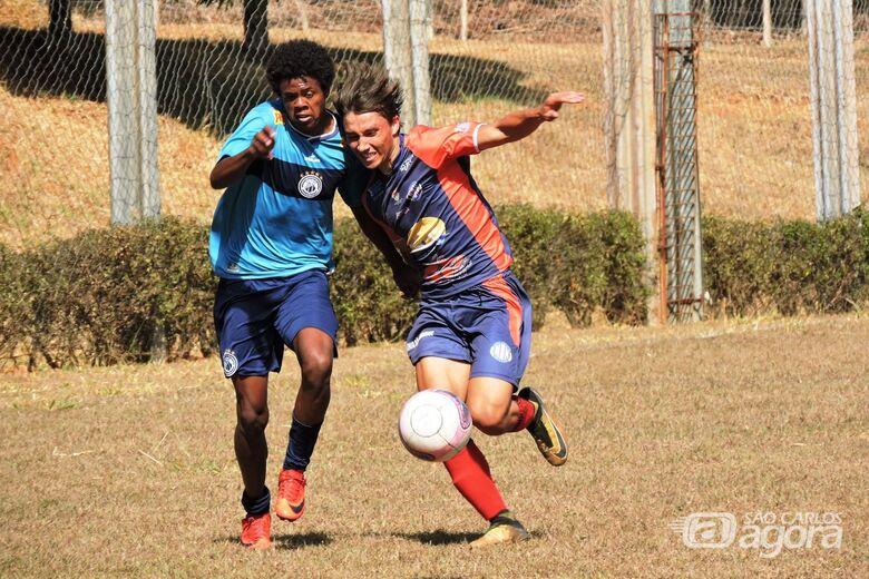 Jogo fez parte da preparação das equipes para as respectivas divisões do Paulista sub20 - Crédito: Gustavo Curvelo/Divulgação