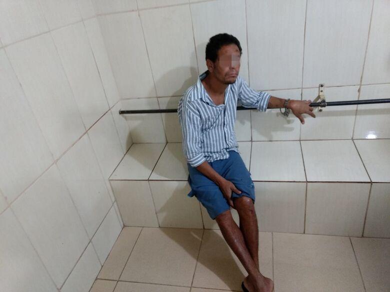 Irmão descumpre medida protetiva no Cidade Aracy - Crédito: Divulgação