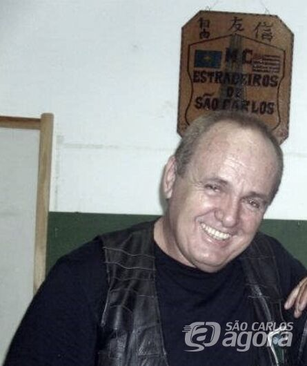 Pedrão motos morre aos 59 anos - Crédito: Arquivo pessoal