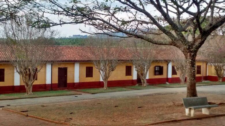 Fazenda Palmares: O grande atrativo de Santa Cruz das Palmeiras - Crédito: Eduardo Henrique Ferin da Cunha