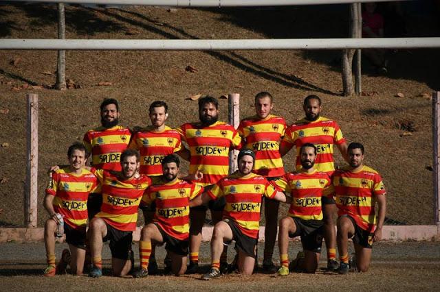 Rugby masculino é ouro nos 62º Jogos Regionais - Crédito: Divulgação