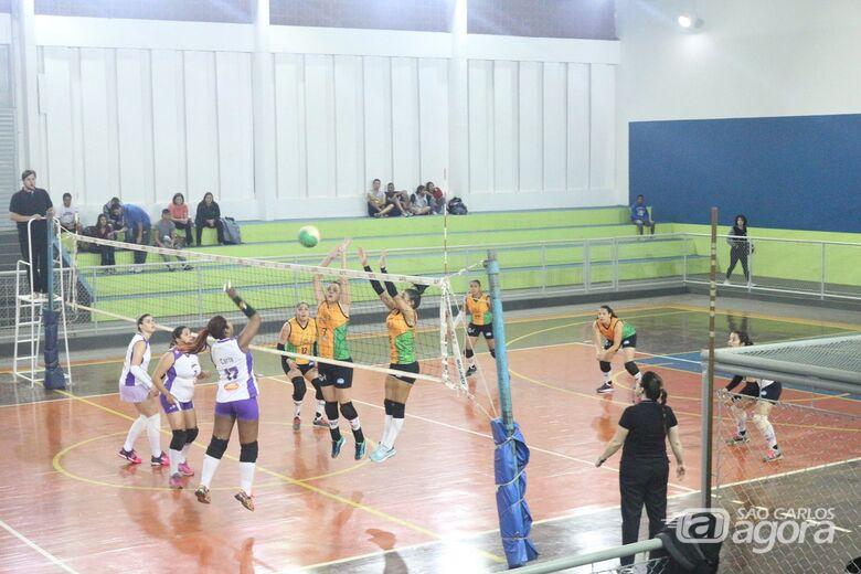 Em jogo equilibrado, Redenção supera o Garra/Seniram - Crédito: Marcos Escrivani