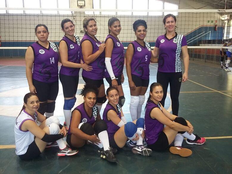 Voleibol Clube e Country fazem a lição de casa e vencem na Copa AVS/Smel - Crédito: Marcos Escrivani