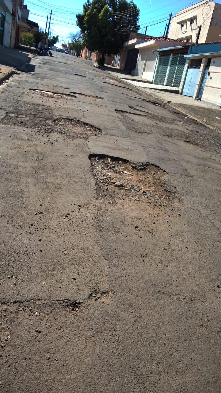 Moradores do Romeu Tortorelli sofrem com descaso da Prefeitura - Crédito: Divulgação