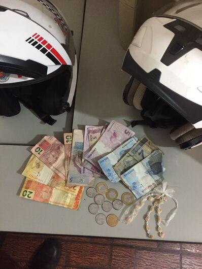 Adolescente é detido com crack na região do Cedrinho - Crédito: Maycon Maximino
