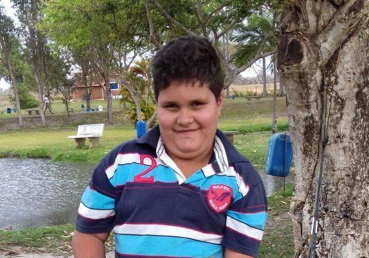 Garoto sai com bike e desaparece de casa; família está desesperada - Crédito: Divulgação