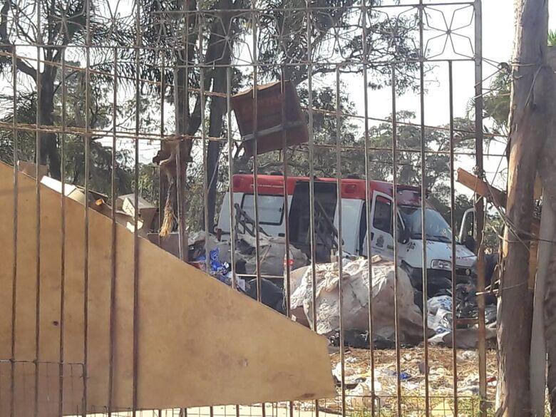 Idoso é encontrado morto em chácara - Crédito: Maycon Maximino