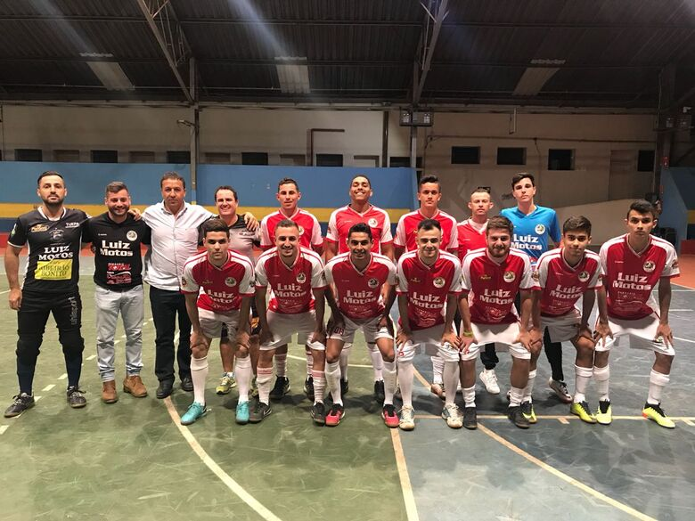 São Carlos Futsal inicia os treinos de olho na Copa Record - Crédito: Marcos Escrivani
