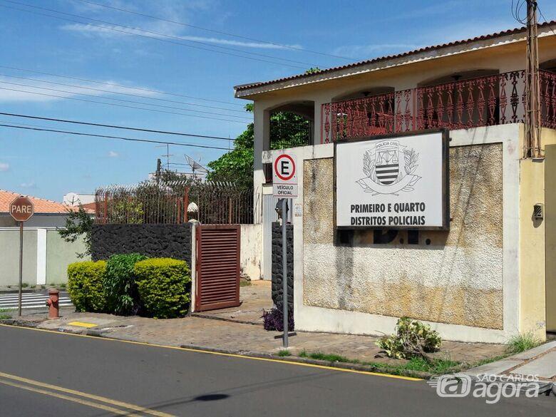 Ladrão invade residência e furta TV no São Joao Batista - Crédito: Arquivo/SCA