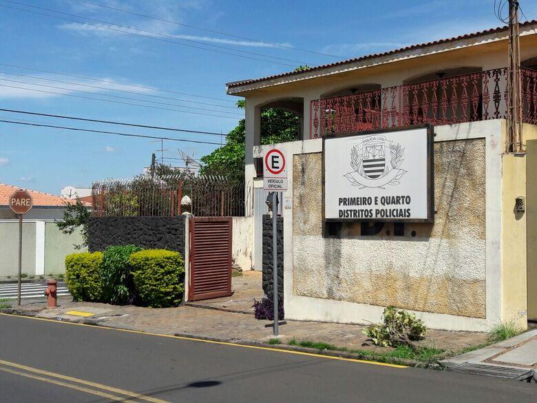 Vítima de furto localiza moto abandonada em estrada de terra - Crédito: Arquivo/SCA
