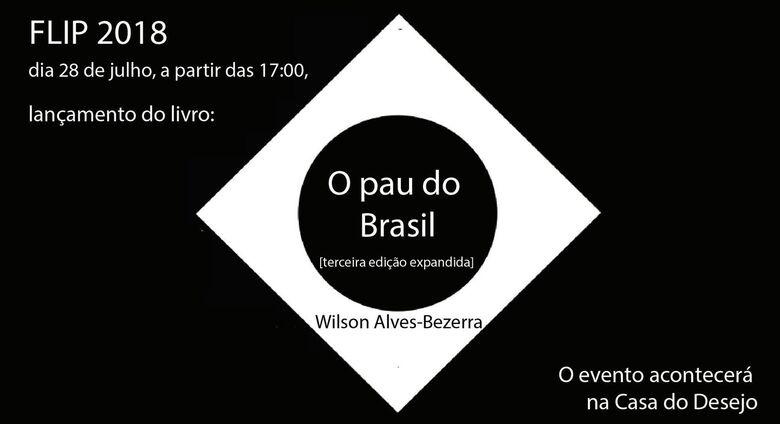 Professor da UFSCar lança livro de poesias na Flip - Crédito: Divulgação