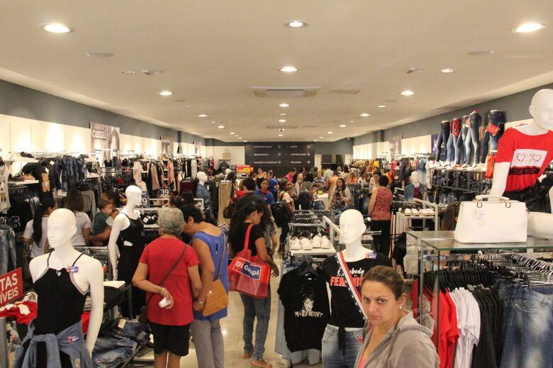 São Carlos ganha a loja de departamentos Di Gaspi - Crédito: Maycon Maximino
