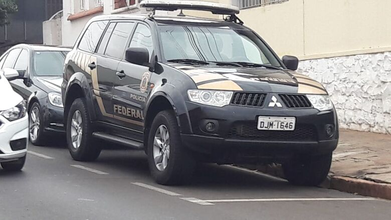 Em São Carlos, Polícia Federal realiza operação contra fraudes na Previdência Social - Crédito: Colaborador/SCA