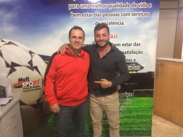 Natella assume novo desafio e comandará o São Carlos Futsal - Crédito: Divulgação
