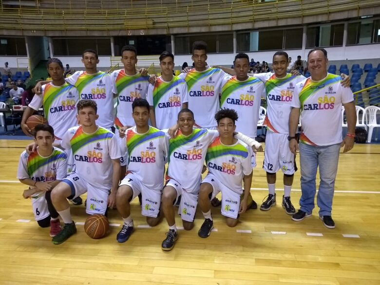 Basquete encerra participação com 4º e 5º lugares nos Regionais - Crédito: Marcos Escrivani