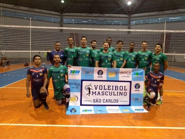 Vôlei sonha alto nos Jogos Regionais em São Carlos - Crédito: Marcos Escrivani