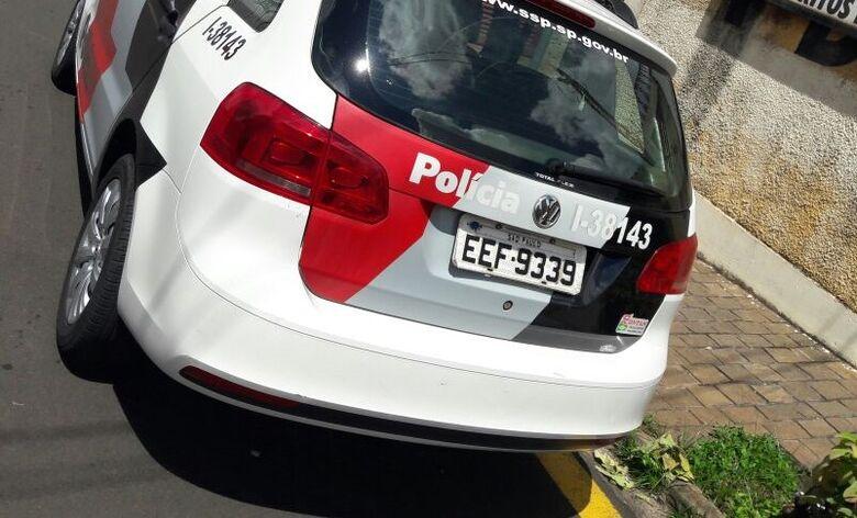 Ladrão furta obra no Jardim Mercedes - Crédito: Arquivo/SCA