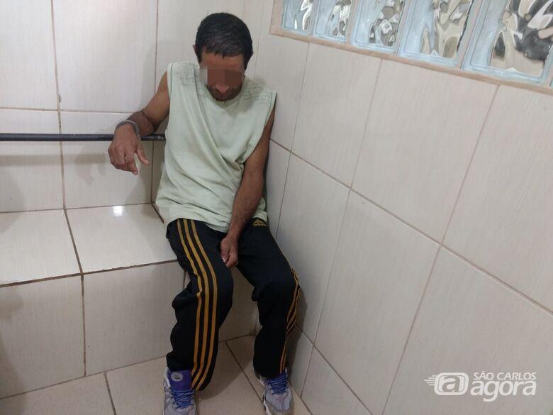 Procurado por homicídio é detido no Aracy 2 - Crédito: Luciano Lopes