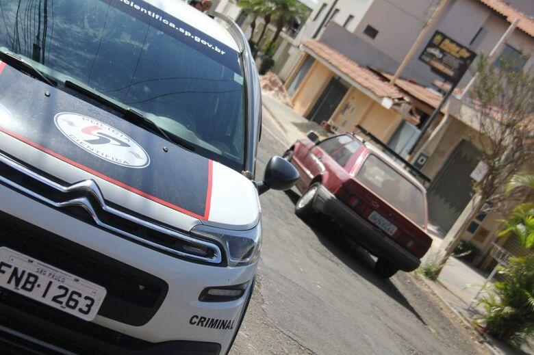Carro de idoso encontrado morto em residência é localizado no Jardim Alvorada - Crédito: Maycon Maximino