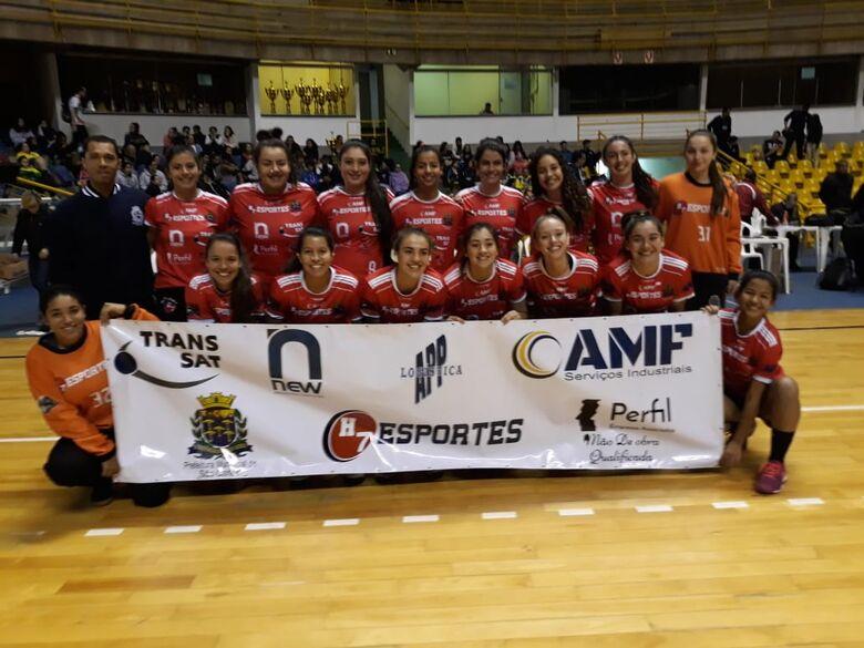 H7 Esportes estreia com vitória tranquila nos Jogos Regionais - Crédito: Marcos Escrivani