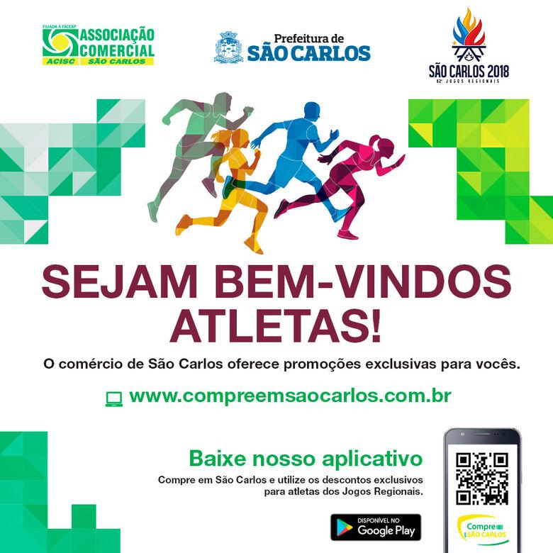 62º Jogos Regionais devem movimentar o comércio de São Carlos -