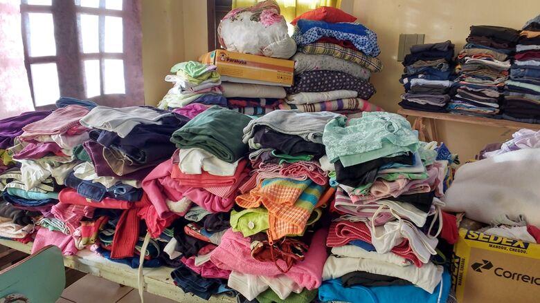 Caminhão do Fundo Social estará distribuindo roupas e calçados no São Carlos VIII - Crédito: Imagem Ilustrativa