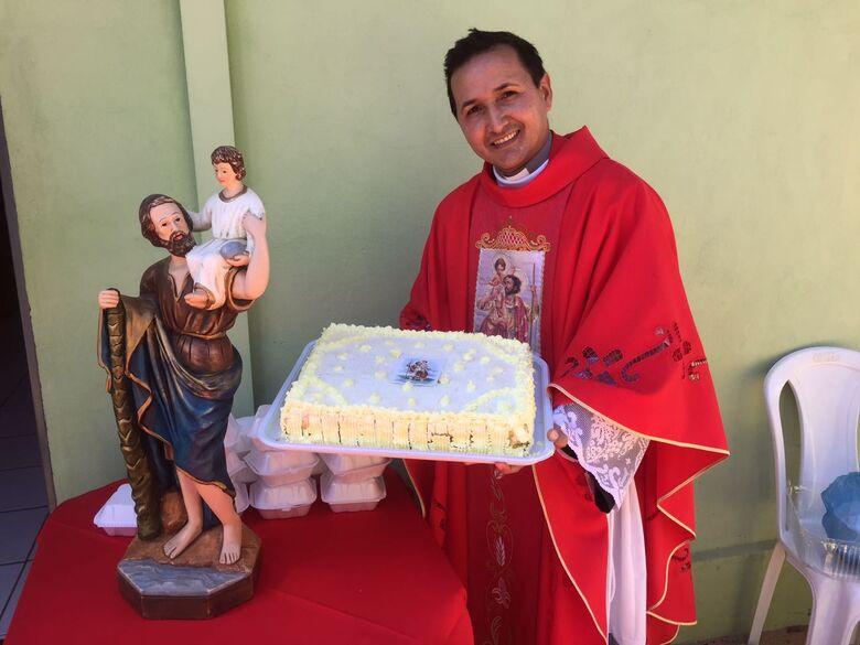 Bolo de 15 metros irá homenagear São Cristóvão - Crédito: Marcos Escrivani