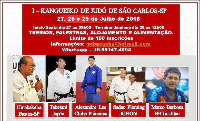 Fábrica de Campeões realizará o 1º Kangueiko em São Carlos -