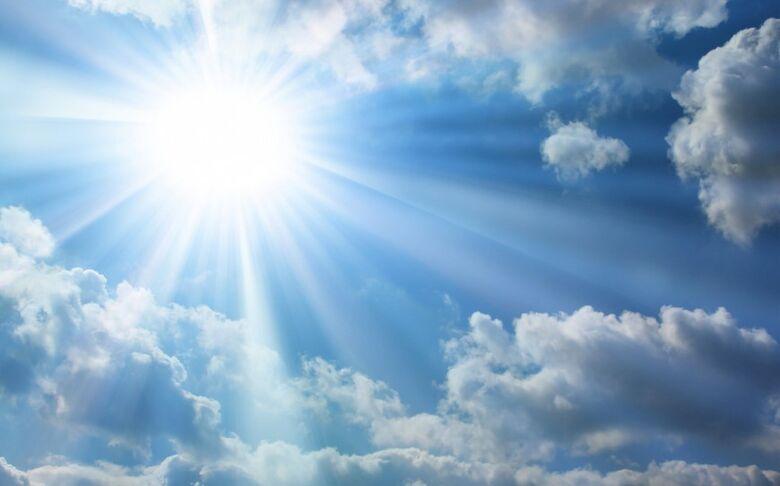 Calor deve predominar nesta semana -