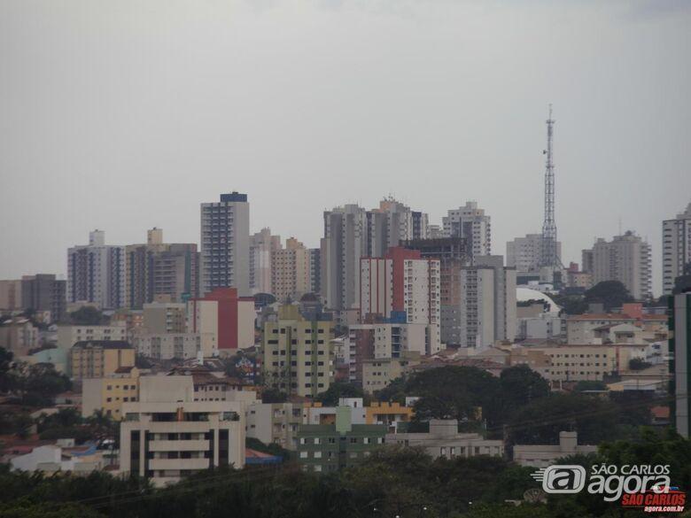 Após 27 dias, voltou a chover em São Carlos - Crédito: Arquivo/SCA