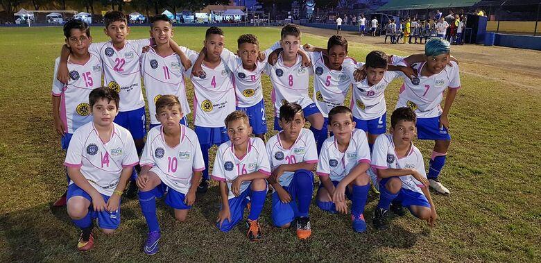 Atletas de oito países participam da 4ª Ibaté Cup Pan-Americana de Futebol - Crédito: Divulgação
