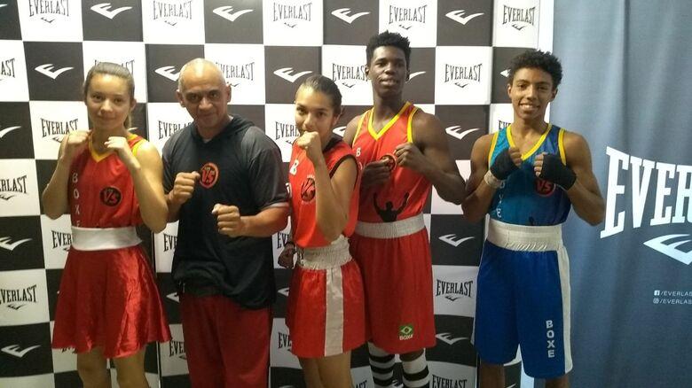Alunos de boxe de Ibaté são convocados para o Campeonato Brasileiro - Crédito: Divulgação