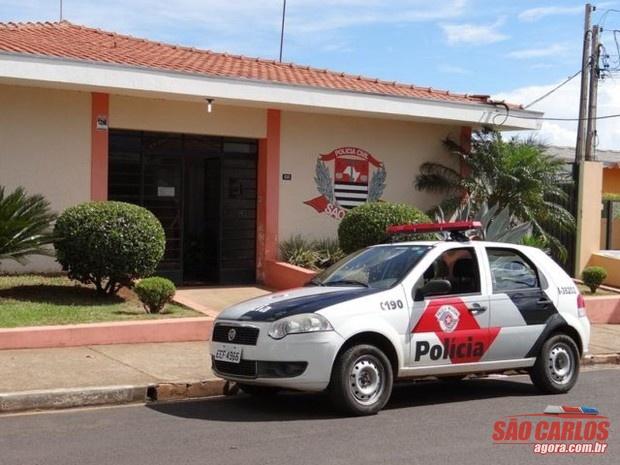 Bandidos atiram contra vigilante em assalto a fazenda em Ibaté -