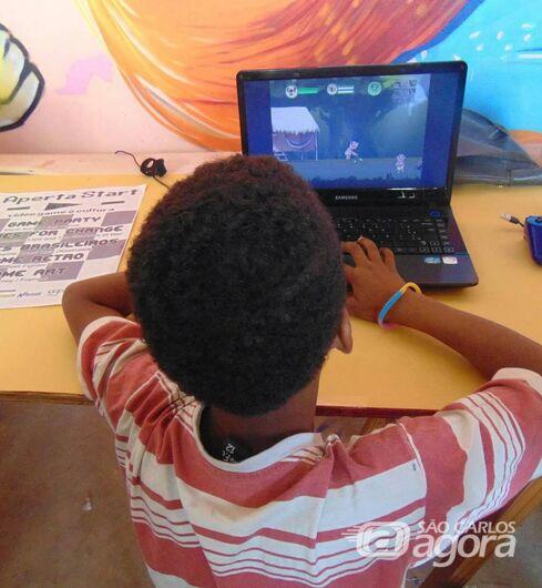 Oficinas de games tomam conta do Cemac nas férias de julho - Crédito: Divulgação
