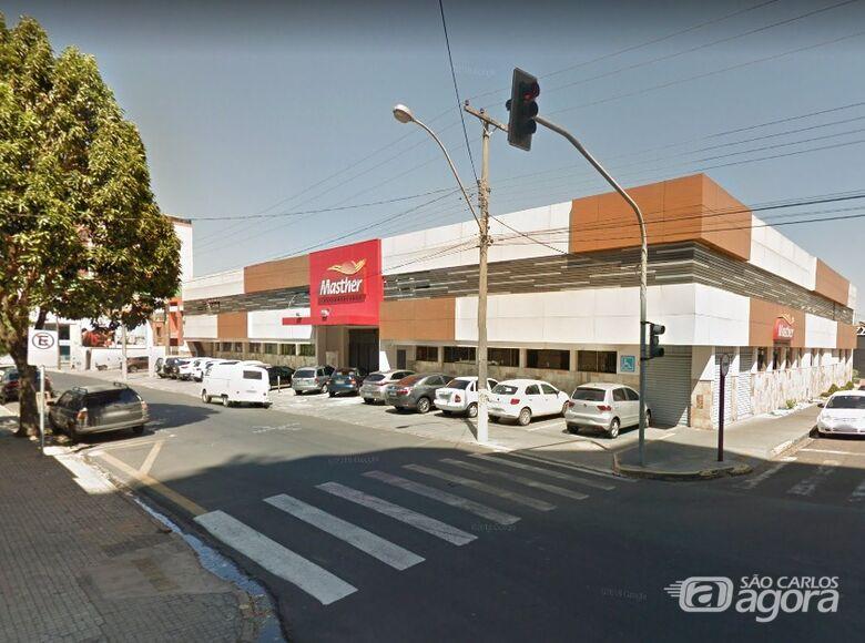 Supermercado Dotto foi um dos mais tradicionais de São Carlos. - Crédito: Google Maps