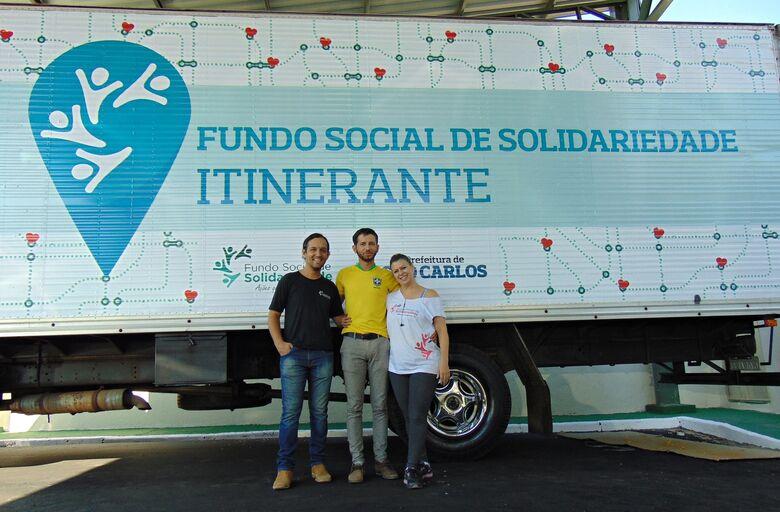 Vereador Elton Carvalho destina recursos para Fundo Social de Solidariedade - Crédito: Divulgação