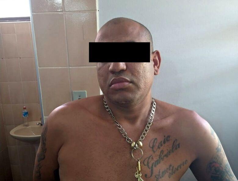 Acusado de participar de assalto em salão de cabeleireiro é preso pela PM -