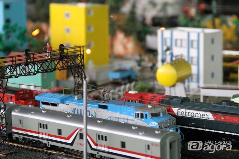 11º Encontro de Ferromodelismo de São Carlos será nos dias 4 e 5 de agosto -