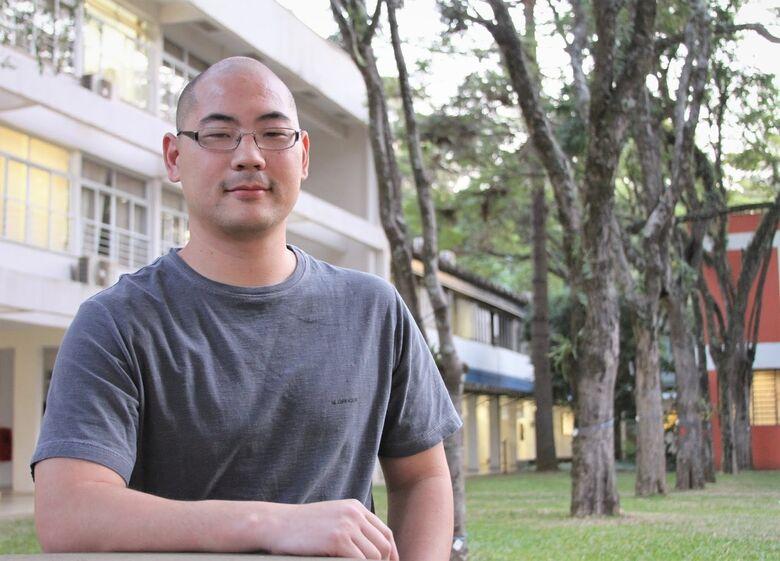 Professor Seiji Isotani, do ICMC, é o coordenador do novo curso - Crédito: Denise Casatti
