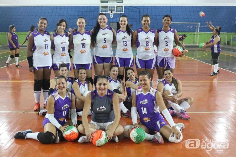 Copa AVS/Smel retorna e Garra e Voleibol Clube medem forças - Crédito: Marcos Escrivani