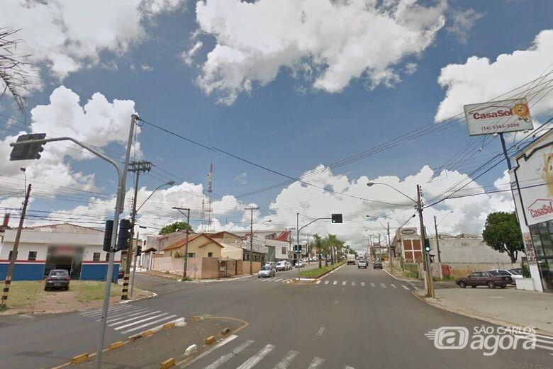 Casal assalta jovem em cruzamento na Getúlio Vargas - Crédito: Divulgação