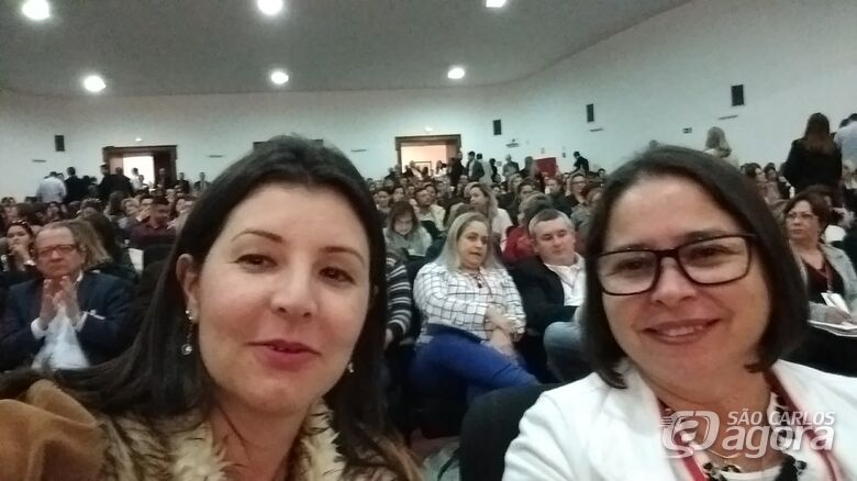 Equipe gestora da Rede Municipal de Ensino participa de capacitações sobre a BNCC - Crédito: Divulgação
