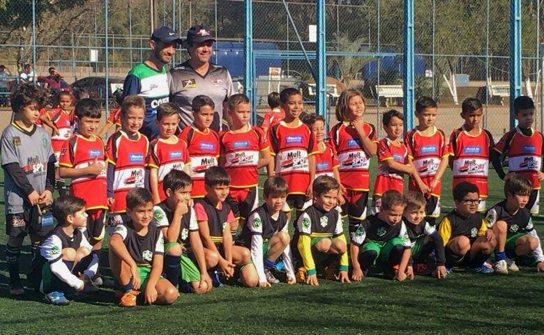 Mult Sport realiza amistoso em Porto Ferreira - Crédito: Divulgação