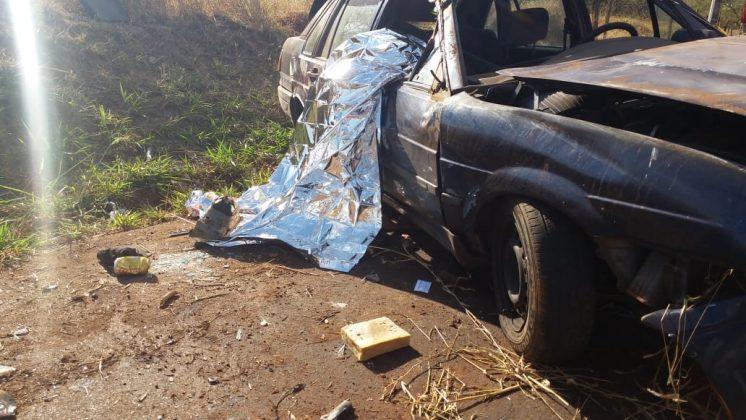 Homem morre em grave acidente em cidade da região - Crédito: X-Tudo Ribeirão